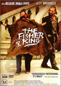 Fisher King, The Cover