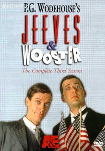 Jeeves & Wooster - The Complete 3rd Season Cover