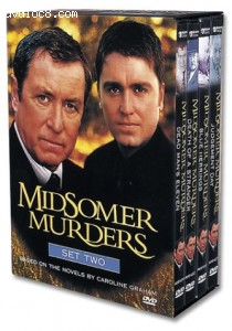 MidSomer Murders: Set 2 Cover
