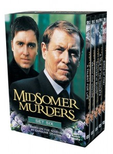 Midsomer Murders - Set 6 Cover