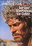 Last Temptation Of Christ, The Cover