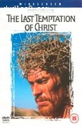 Last Temptation of Christ Cover