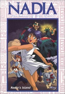 Nadia, The Secret of Blue Water (Vol. 7) - Nadia's Island Cover