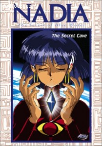 Nadia, The Secret of Blue Water (Vol. 8) - The Secret Cave Cover
