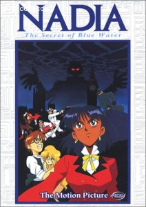 Nadia The Secret of Blue Water - The Motion Picture Cover