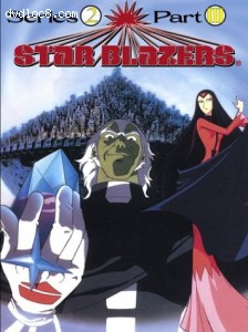 Star Blazers - The Comet Empire - Series 2, Part III (Episodes 10-13) Cover
