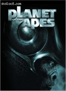 Planet of the Apes (Double Digipack)