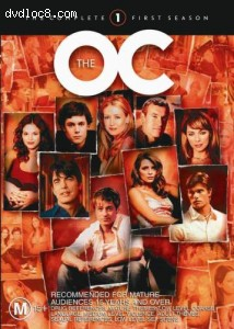 O.C., The-Season 1 (The OC) Cover
