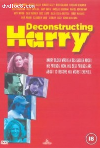 Deconstructing Harry Cover