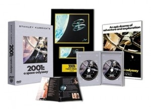 2001 - A Space Odyssey (Limited Edition Collector's Set) Cover