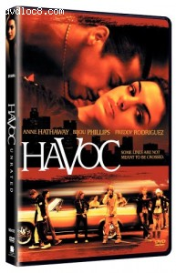 Havoc (R-Rated) Cover
