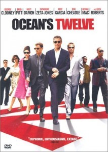 Ocean's Twelve (French Edition) Cover