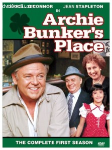 Archie Bunker's Place - The Complete First Season Cover