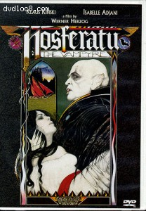 Nosferatu the Vampyre Cover