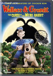 Wallace & Gromit - The Curse of the Were-Rabbit (Widescreen)