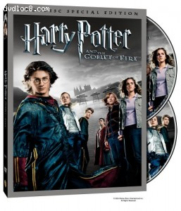Harry Potter and the Goblet of Fire (Widescreen Two-Disc Deluxe Edition)