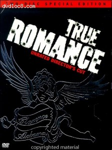 True Romance: Unrated Director's Cut Cover
