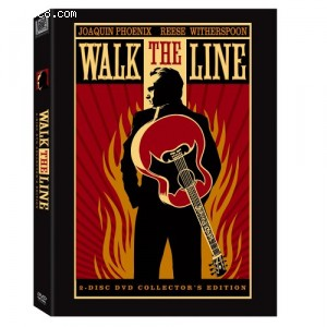 Walk the Line (Collectors' Edition) Cover