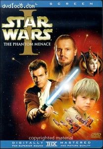 Star Wars - Episode I, The Phantom Menace (Fullscreen)