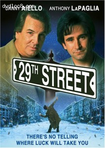 29th Street Cover