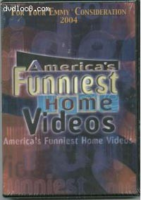 America's Funniest Home Videos: 2004 Emmy DVD Cover