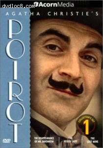 Poirot Collector's Set 1 Cover