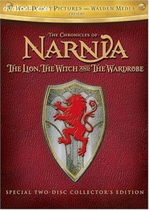 Chronicles of Narnia, The - The Lion, the Witch and the Wardrobe (Special 2-Disc Collector's Edition) Cover