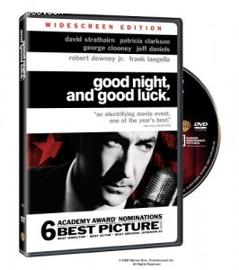 Good Night, and Good Luck Cover