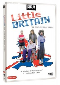 Little Britain - The Complete First Series