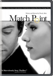 Match Point Cover