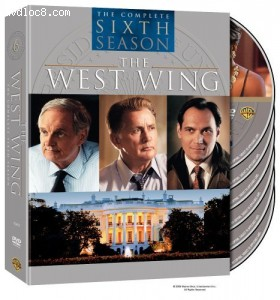West Wing, The - The Complete 6th Season