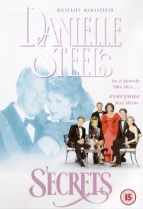 Danielle Steel's Secrets Cover