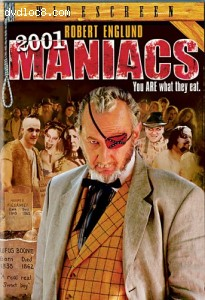 2001 Maniacs Cover