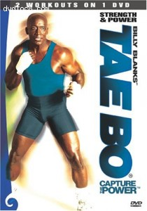 Billy Blanks - Tae Bo: Strength / Power Cover