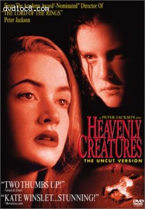Heavenly Creatures Cover