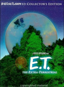 E.T. The Extra-Terrestrial: Limited Collector's Edition (Widescreen)
