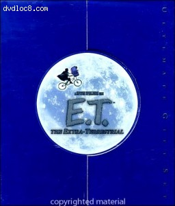 E.T. The Extra-Terrestrial: Ultimate Gift Set Cover