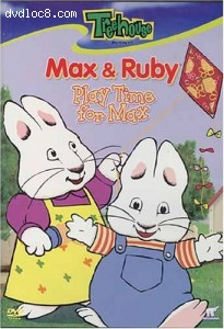 Max & Ruby: Playtime For Max Cover