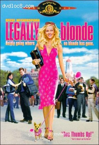 Legally Blonde Cover