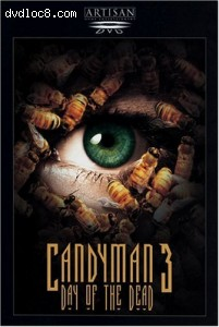 Candyman 3: Day of the Dead Cover