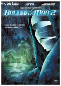 Hollow Man 2 Cover