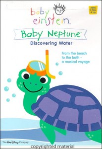 Baby Einstein: Baby Neptune - Discovering Water Cover