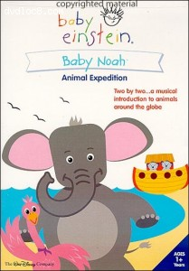 Baby Einstein: Baby Noah - Animal Expedition