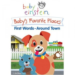 Baby Einstein: Baby's Favorite Places Cover