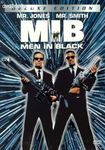 Men In Black (Deluxe Edition) Cover
