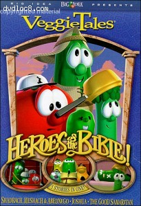Veggie Tales: Stand Up! Stand Tall! Stand Strong! Cover