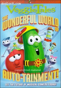 Veggie Tales: Larry's World Of Auto-tainment