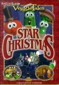 Veggie Tales: The Star Of Christmas