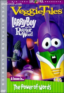 Veggie Tales: Larry-Boy And The Rumor Weed Cover