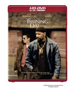Training Day [HD DVD] Cover